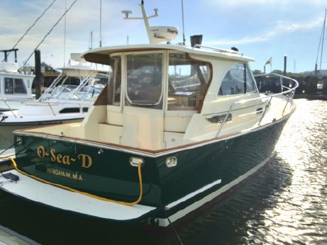2008 Legacy Yachts 32 Express