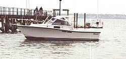 1989 Rampage Sportfisherman