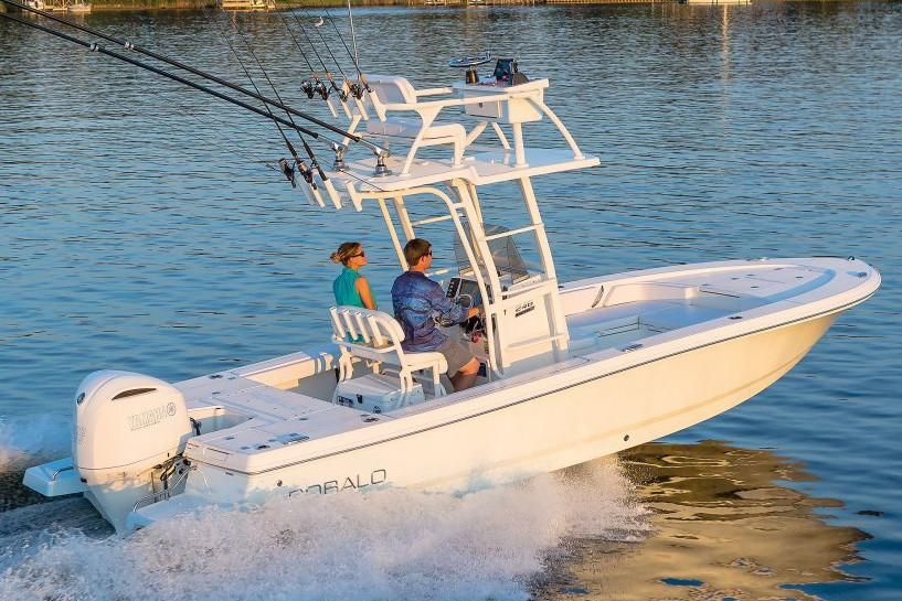 2018 robalo 246 cayman sd power boat for sale www for Robalo fish in english
