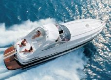 2002 Pershing 45 Limited