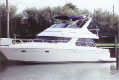 2000 Carver 450 Voyager - FRESHWATER ONLY