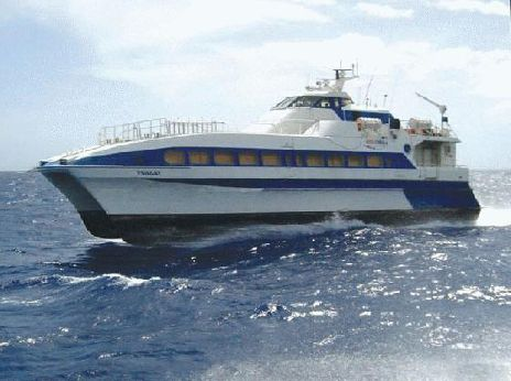 1992 Foilcat High Speed Ferry