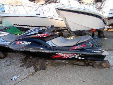 2008 Yamaha FX SHO