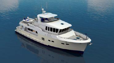 thumbnail photo 0: 2020 Northwest Motor Yacht