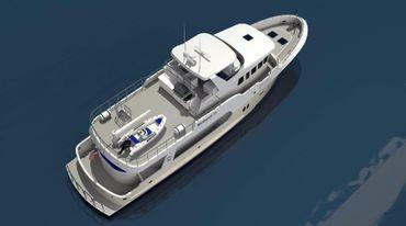 thumbnail photo 1: 2020 Northwest Motor Yacht