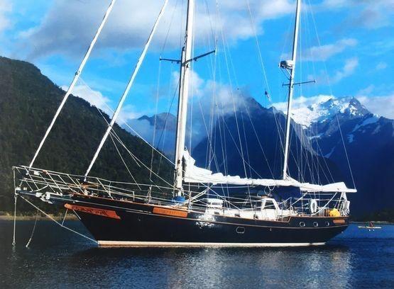 2001 custom 18m ganley offshore cruising yacht
