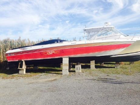 1989 Wellcraft Scarab 31 Excel