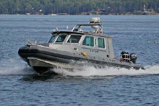 2004 Titan Boats 32 RIB Diesel