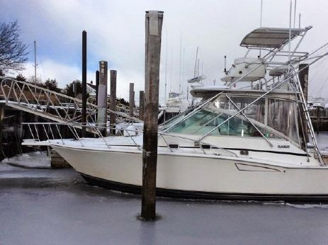 1995 Cabo Yachts 35 Express SF/OF
