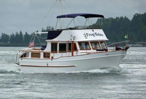1976 Universal Marine Trawler