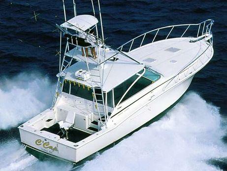 2000 Cabo Yachts 45 Express