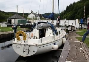 1974 Westerly 31 Longbow