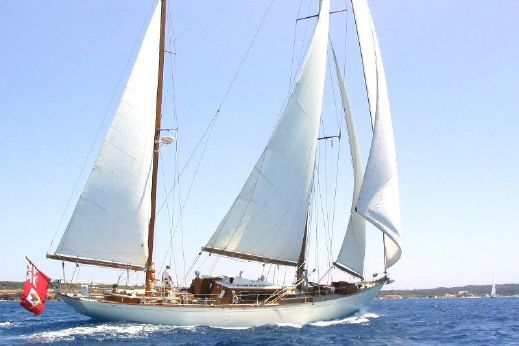 1962 Abeking & Rasmussen Ketch