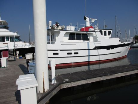 1991 Florida Bay Coaster 55' Trawler