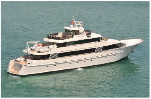 1984 Lloyd Ships 36 m