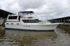 1984 Gulfstar 49 Motor Yacht Repowered