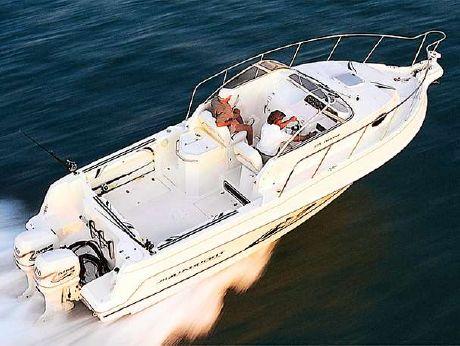 2000 Aquasport 275 Explorer