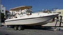 2008 Gulf Craft Sea Breeze 26