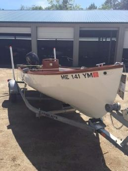 2012 Joel White Jericho Bay Lobster Skiff