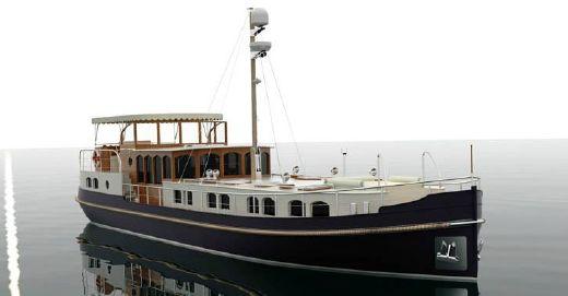 2012 Conrad Barge 70