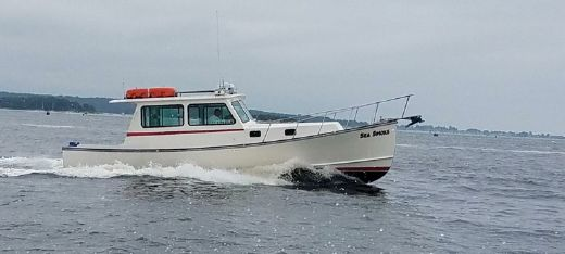 2002 Northern Bay FISHERMAN/CRUISER