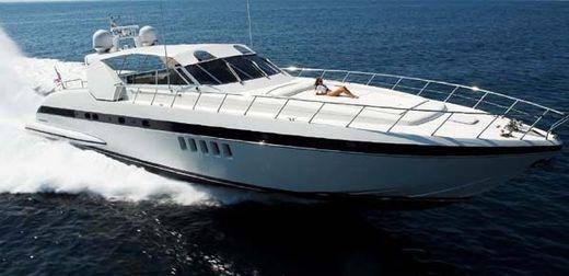 2000 Overmarine Mangusta 80