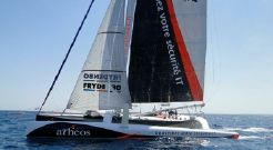 1998 Multiplast, France Orma 60 Trimaran