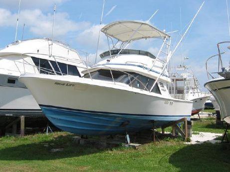 1986 Blackfin 29 Flybridge Sportfish