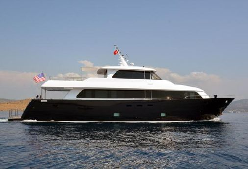 2015 Aegean Yacht 28 M MOTORYACHT