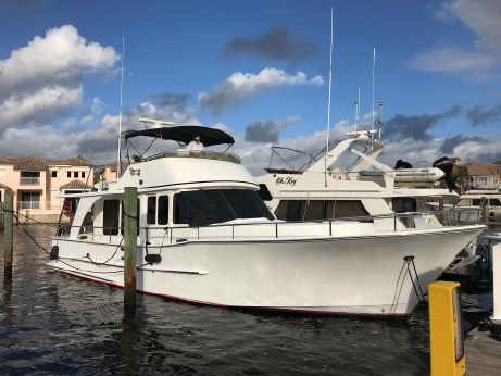 2003 Douglas Sharp Yacht Design Cabrillo 46 Sedan Trawler