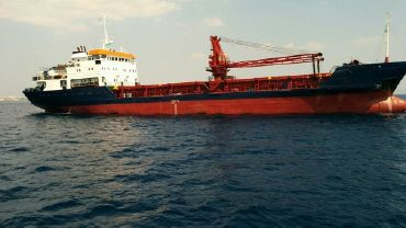 1992 General Cargo Ship Cable Layer - 118 TEU 20' Containers