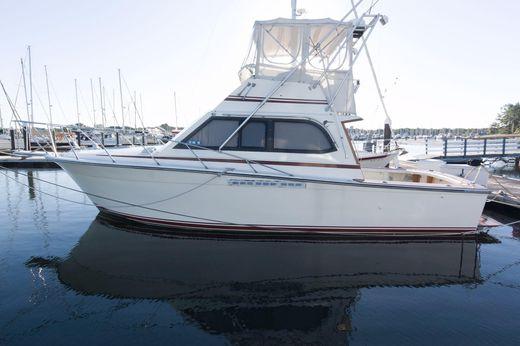 1988 Egg Harbor 35 Sport Fisherman