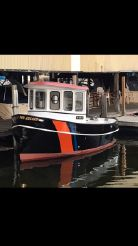 2005 Custom 16 Mini Tug