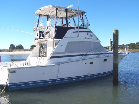 1986 Bertram 38III Convertible