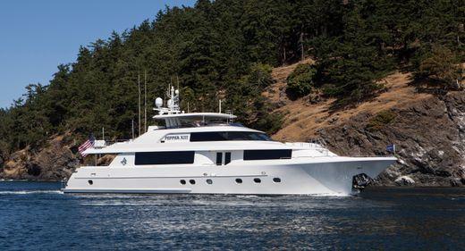 2015 Westport Motoryacht