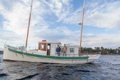 2018 Custom McGowan Trawler