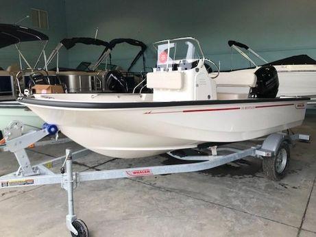 2018 Boston Whaler 150 Montauk