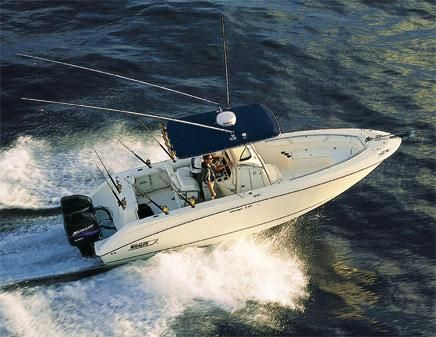 2002 Boston Whaler 270 Outrage