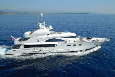 2007 Miss Tor Yacht Custom 147
