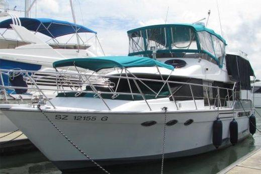 1992 Ocean Alexander 460