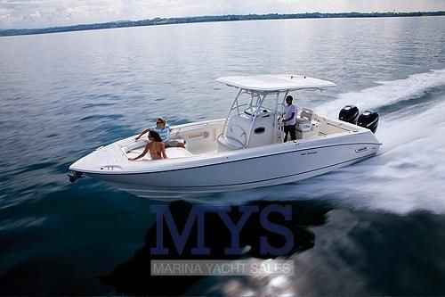 2007 Boston Whaler OUTRAGE 320 50th Anniversary