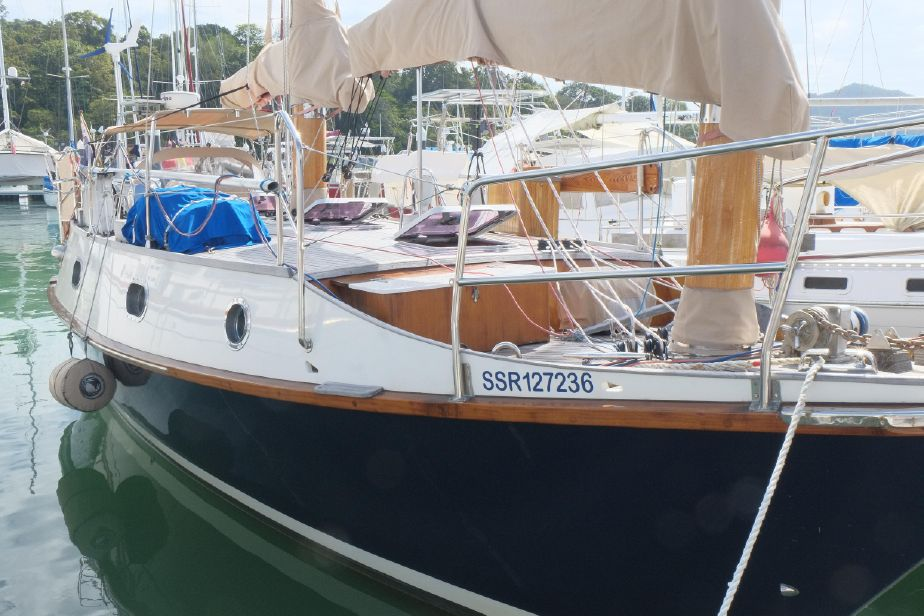 2007 Benford Dory Sail New and Used Boats for Sale - www