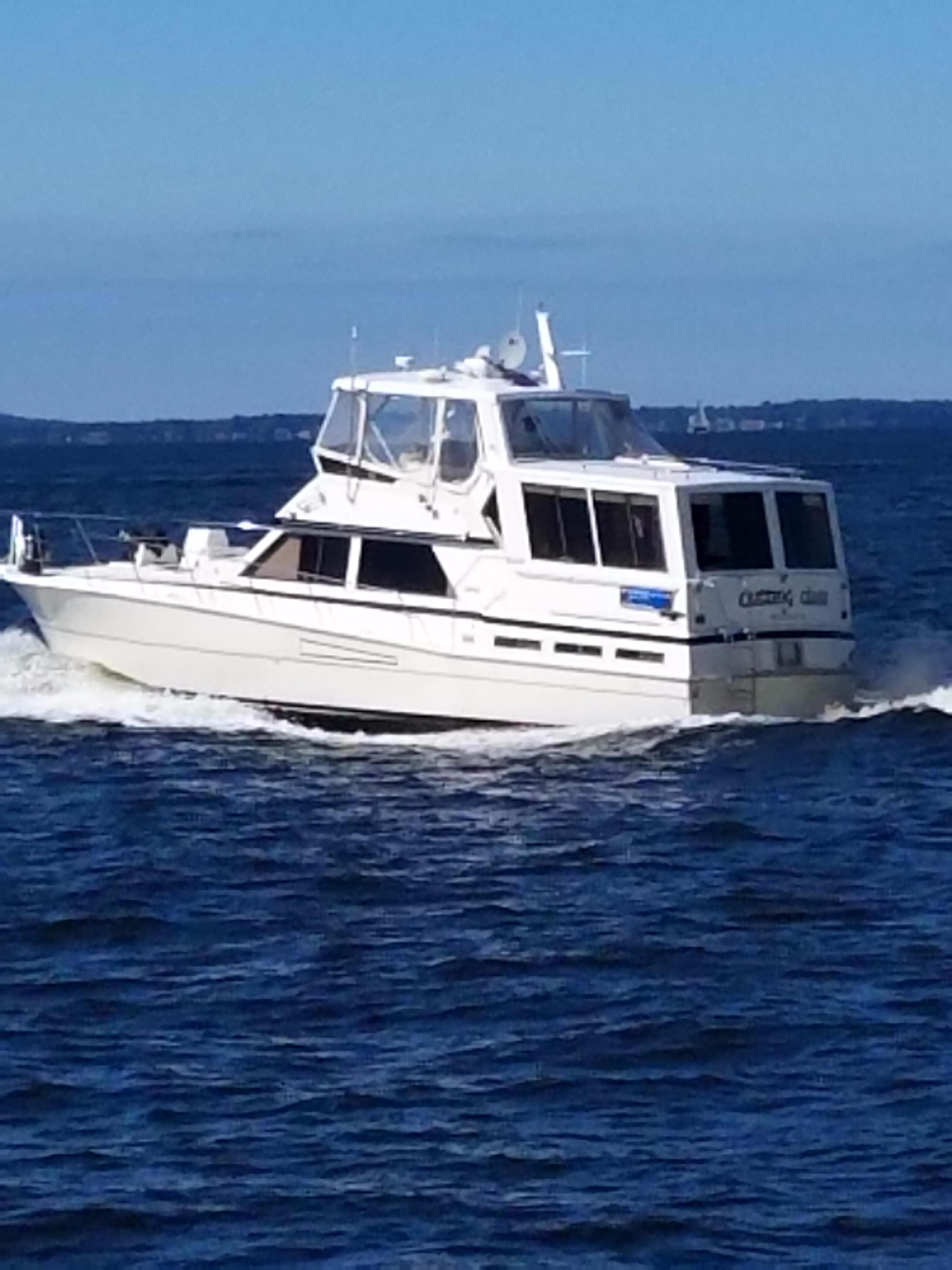 1987 viking motor yacht power new and used boats for sale for Klakring motor co annapolis