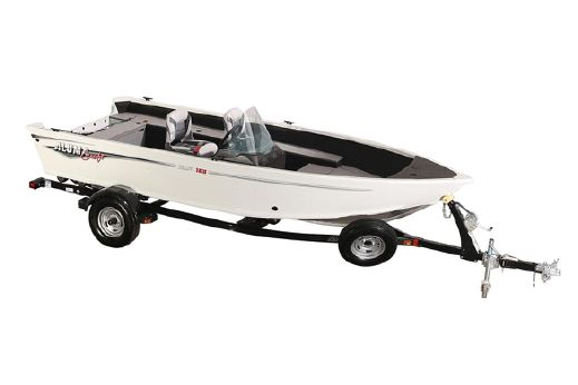 2017 Alumacraft Escape 165 CS