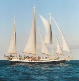 2002 Dudley Dix Schooner Charter Opportunity