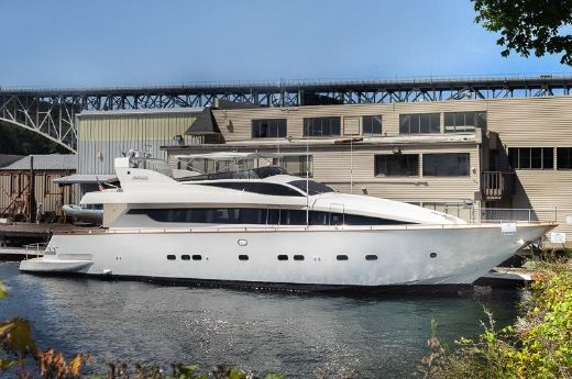 1997 Antago Flybridge MY