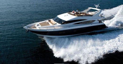 2011 Princess 85 Motor Yacht