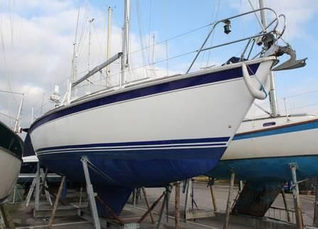1994 Westerly Oceanquest 35