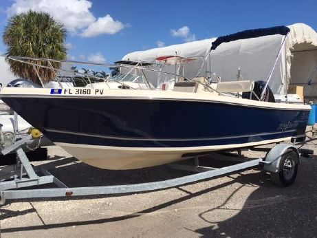 2015 Key Largo 1800 Center Console