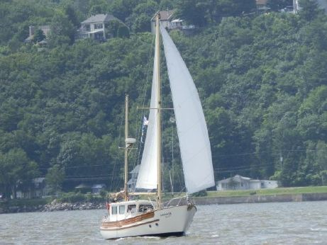1977 Fisher Pilothouse Ketch